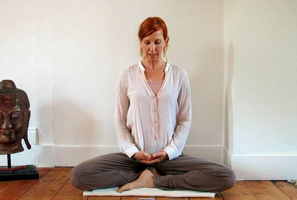 Guided meditation, body & breath