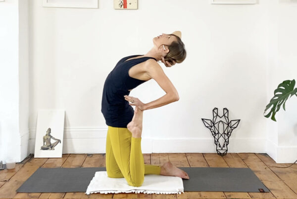 Fire and air – twists and backbends