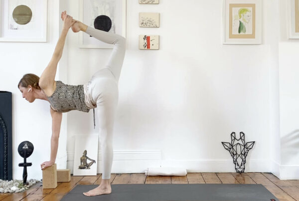 A journey towards splits with hamstring stretches and strengtheners